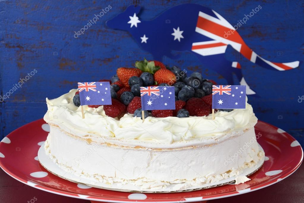 Traditional Australian Food Australian Traditional Dessert