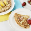 Shrove Tuesday pancakes — Stock Photo #63711089