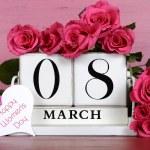 International Womens Day — Stock Photo #64879731