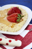 Healthy Food and Diet Oats — Stock Photo