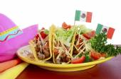 Happy Cinco de Mayo party — Stock Photo