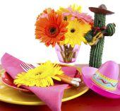 Happy Cinco de Mayo party — Stock Photo