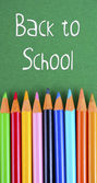 Back to School or Education Concept — Stockfoto