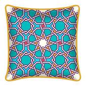 Decorative throw pillow — Vecteur