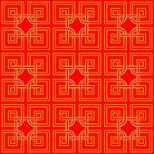Tangled Pattern — Stockvector