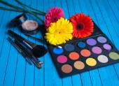 Eyeshadow Palette — Stock Photo