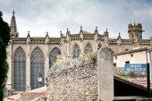 Castle Carcassonne — Stock Photo