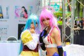 Shiro and Jibril — Stock Photo