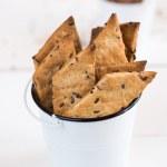 Dietary crackers — Stock Photo #67969003