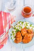 Ryska kycklinglår — Stockfoto