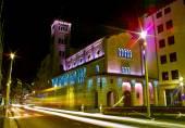 Església de Sant Pere Màrtir by night — Stock fotografie