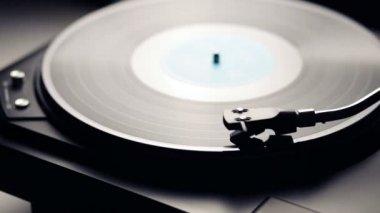 复古转盘 — 图库视频影像