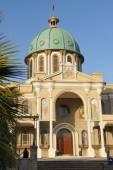 Cathedral, Addis Ababa, Ethiopia, Africa — Stock Photo
