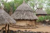 Konso, Ethiopia, Africa — Stock Photo