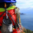 Climbing gear — Stock Photo #60161963