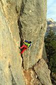 Climber. — Stock fotografie