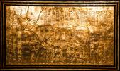 Hiéroglyphes égyptiens — Photo