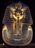 Pogrzeb maska tutanchamona — Zdjęcie stockowe
