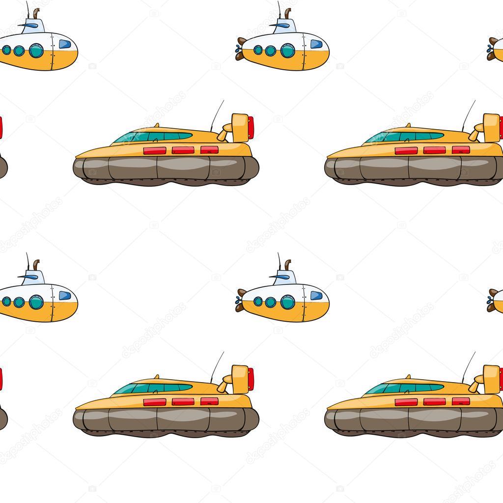игрушка подводная лодка ссср