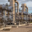 Natural gas plant — Stock Photo #54061985