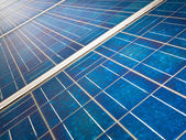 Solar panel detail — Stock Photo