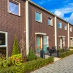Modern Terrace Houses — Stock Photo #61736649
