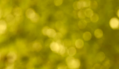 Blurred yellow bokeh moving light background — Wideo stockowe