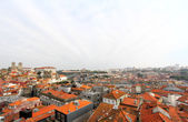 Roofs of old Porto, Portugal — Stock Photo