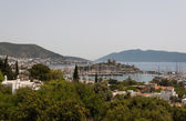 View of Bodrum Castle — Stock Photo