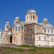 Holy Cross Cathedral Man's Piously-Nikolaev monastery — Stock Photo #52382343