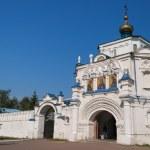 Gate church of Simeon and Anna — Stock Photo #52382373