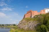 Kremlin on the banks of the River Tura — Foto de Stock