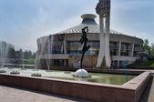 Circus in Almaty — Foto de Stock
