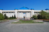 Central State Museum of the Republic of Kazakhstan — Stock Photo