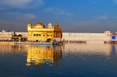 Golden Temple in Amritsar. India — Stock Photo
