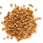Fenugreek seeds — Stock Photo #65308229