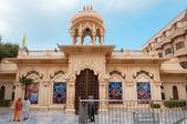 Sri Krishna-Balaram Temple — Stock Photo