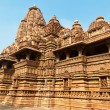 Lakshmana temple in  Khajuraho — Stock Photo #70209435