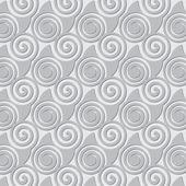 Swirls Pattern — Stok Vektör