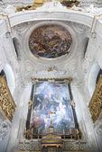 Santa Cita oratorium w Palermo, Sycylia, Włochy — Zdjęcie stockowe