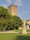 The Castello tower — Stock Photo
