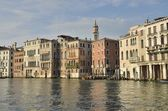 Scene at the Grand Canal — Stock fotografie
