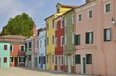 Kolorowych domów — Zdjęcie stockowe