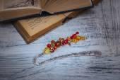 Fashion jewelry, beads, decorations — Stockfoto