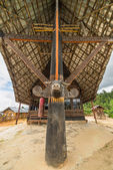 Symbol in Tana Toraja — Stock Photo