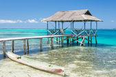 Tourist resort — Stock Photo