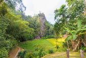Traditional burial site in Tana Toraja — Stock Photo