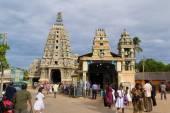 Hindoeïstische tempel in Trincomalee, Sri Lanka — Stockfoto