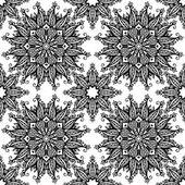 Stars seamless pattern — Stock Vector