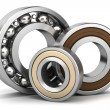 Group of bearings isolated — Stock Photo #53389063